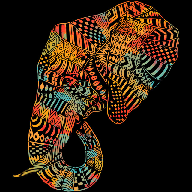 Elephant (Majestic) maine