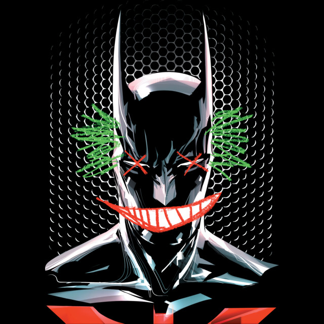 Jokers - Crayola Smile T-shirt Design by DCComics image (1)