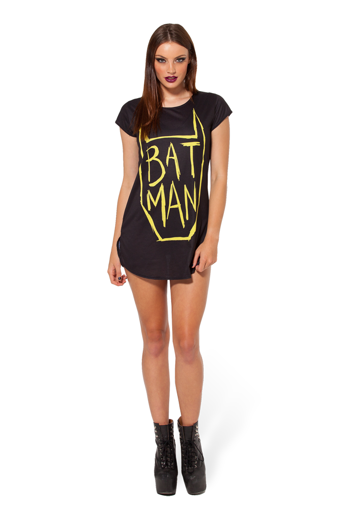 THE BATMAN T-shirt front