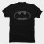 Distressed Bat Signal T-shirt Design by DCComics main image