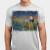 PANDA STARGAZER T-shirt Design by creese main image