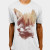 Blind Fox T-shirt Design by astronautARC woman main image