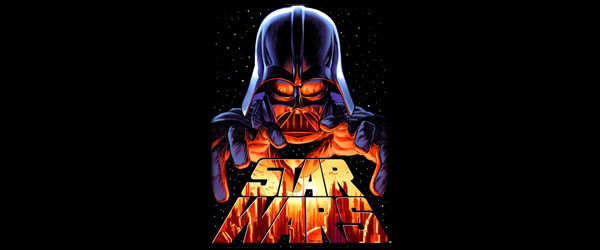 Darth Vader in Control T-shirt Design by StarWars main image