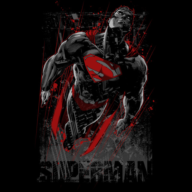 Guardian of Earth T-shirt Design by DCComics design