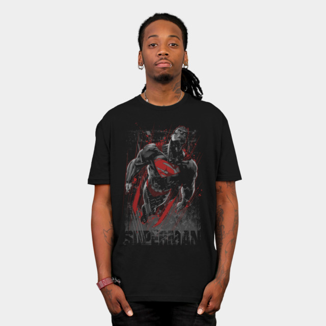 Guardian of Earth T-shirt Design by DCComics man