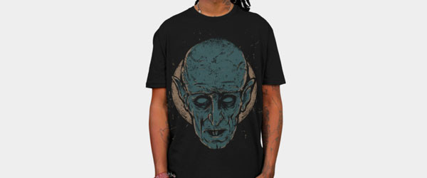 Nosferatu T-shirt Design by keimadness main image