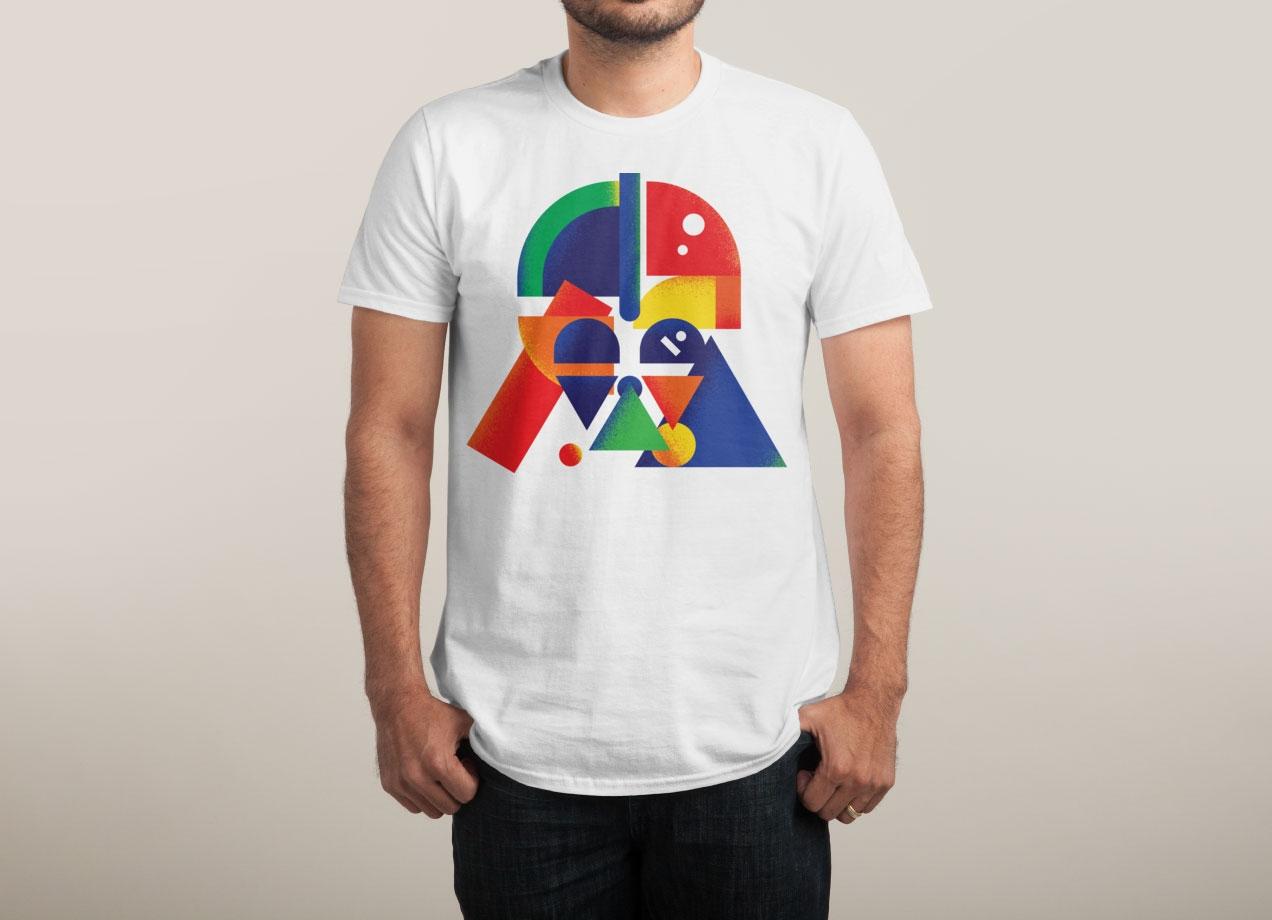 THE SHAPE SIDE T-shirt Design by Skylar man