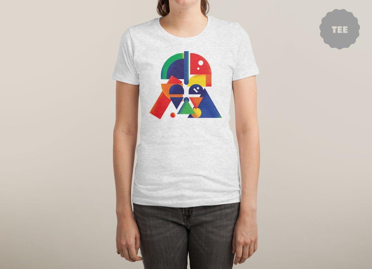 THE SHAPE SIDE T-shirt Design by Skylar woman