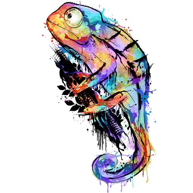 chameleon-t-shirt-design-by-alnavasord-design