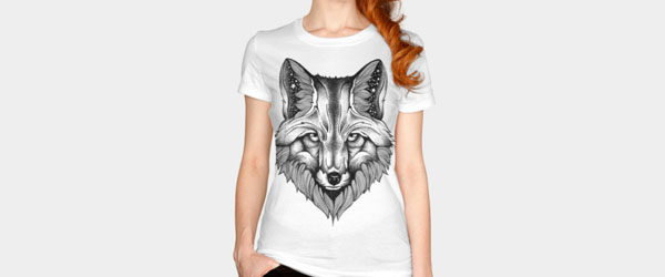 FOX T-shirt Design by thiagobianchini main image