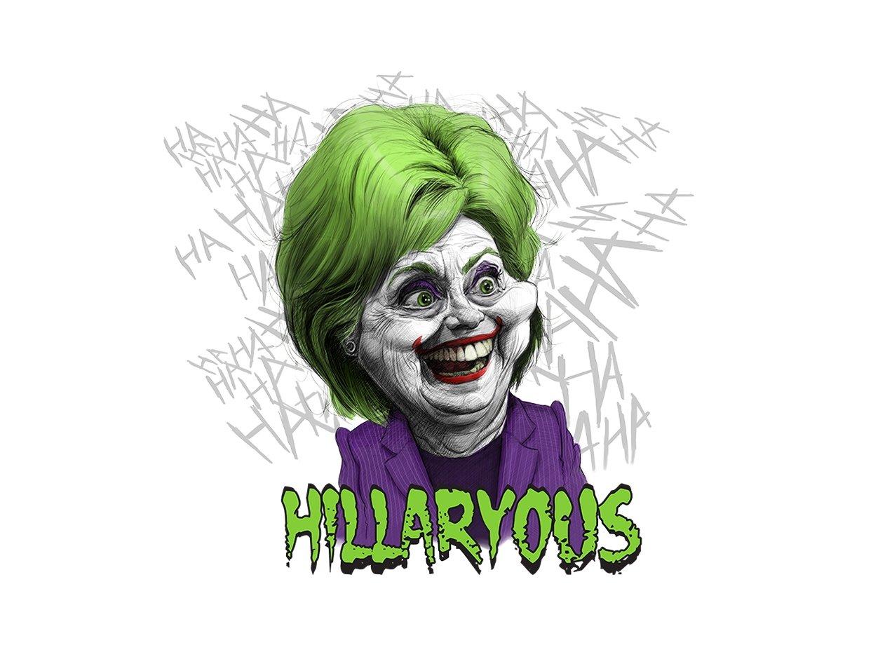 hillaryous-t-shirt-design-by-jasonseiler