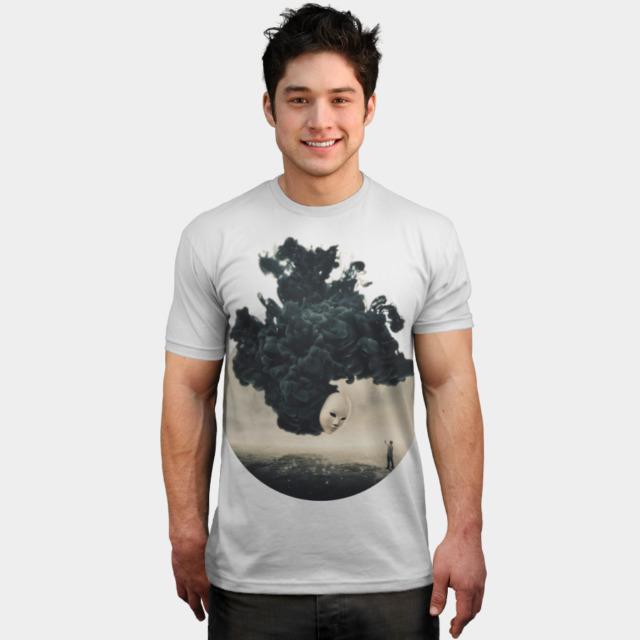 The Selfie T-shirt Design by barrettbiggers tee