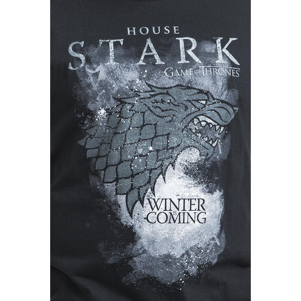 Design t shirt games online - House Stark T Shirt Design Design