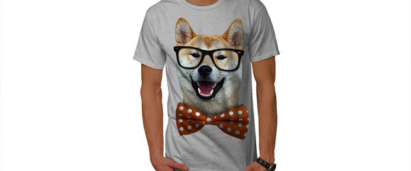 smart-shiba-inu-dog-t-shirt-design-front-design