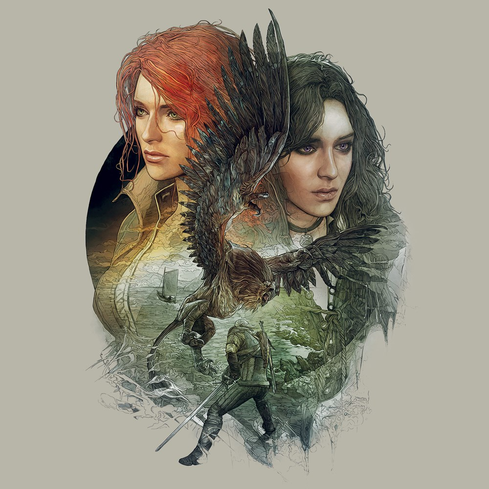 the-witcher-3-yenni-and-triss-t-shirt-design-design
