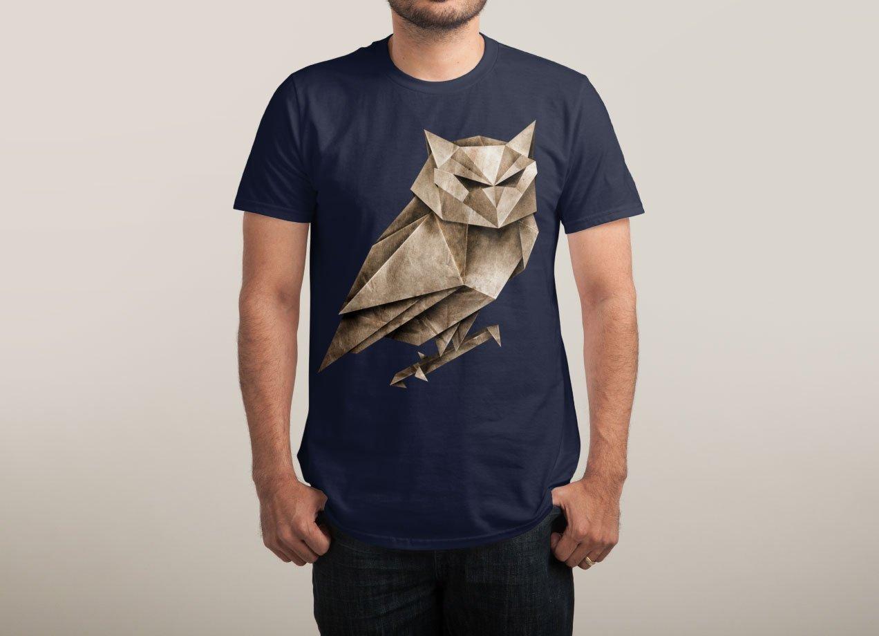 OWLIGAMI Design by Lucas Scialabba man