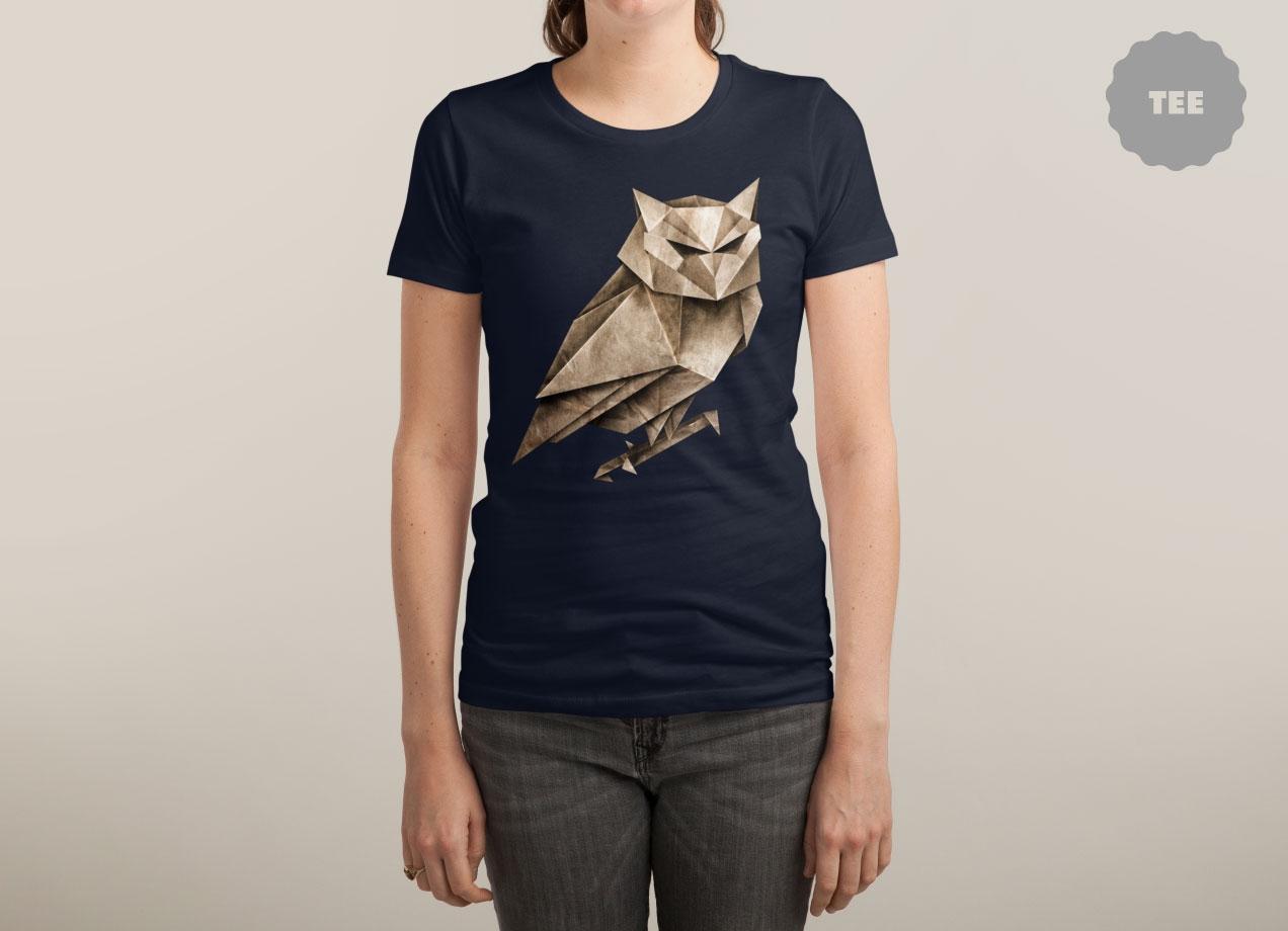 OWLIGAMI Design by Lucas Scialabba woman