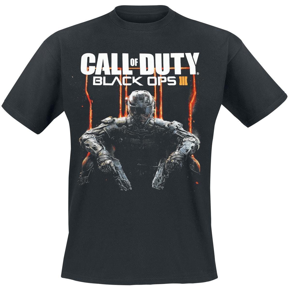 Black Ops III T-shirt Design tee design