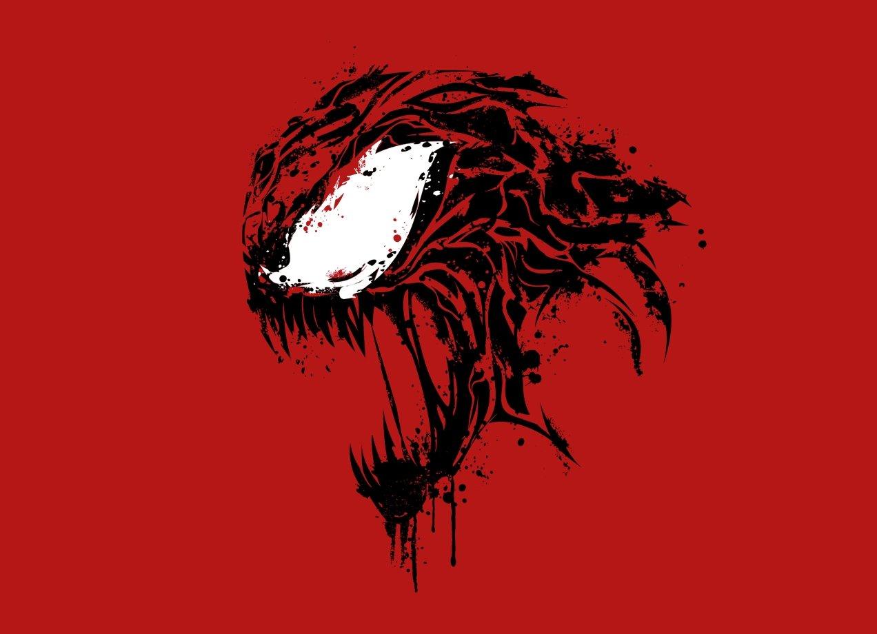 T shirt design kuala lumpur - Extreme Carnage T Shirt Design By Daniel Stevens