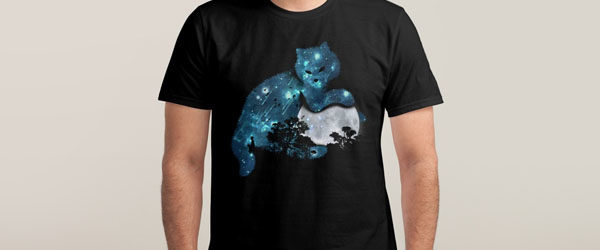 I CAN HAZ T-shirt Design by Budi Satria Kwan main image