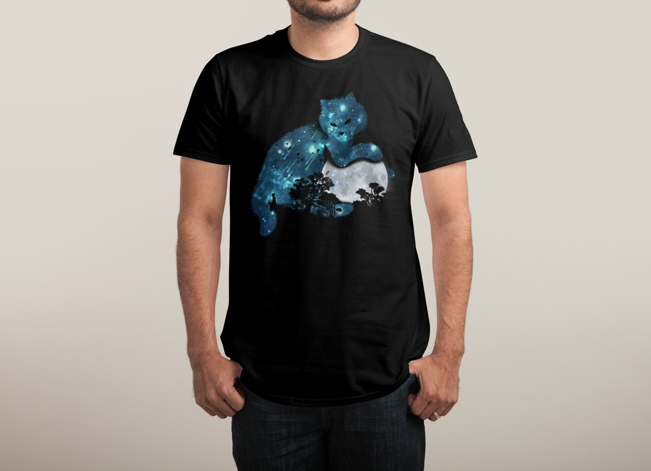 I CAN HAZ T-shirt Design by Budi Satria Kwan man
