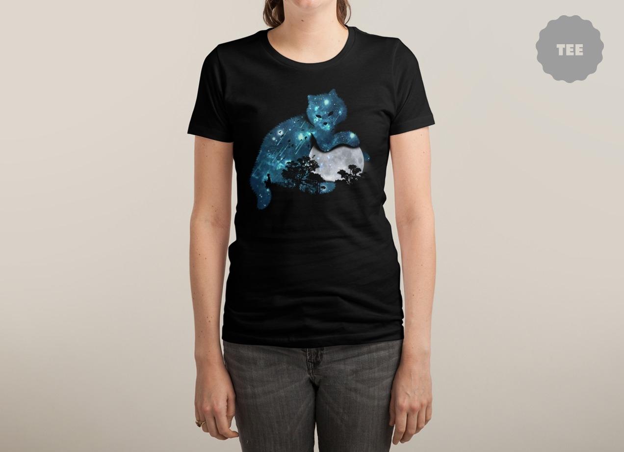 I CAN HAZ T-shirt Design by Budi Satria Kwan woman