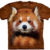 Red Panda Portrait T-Shirt main