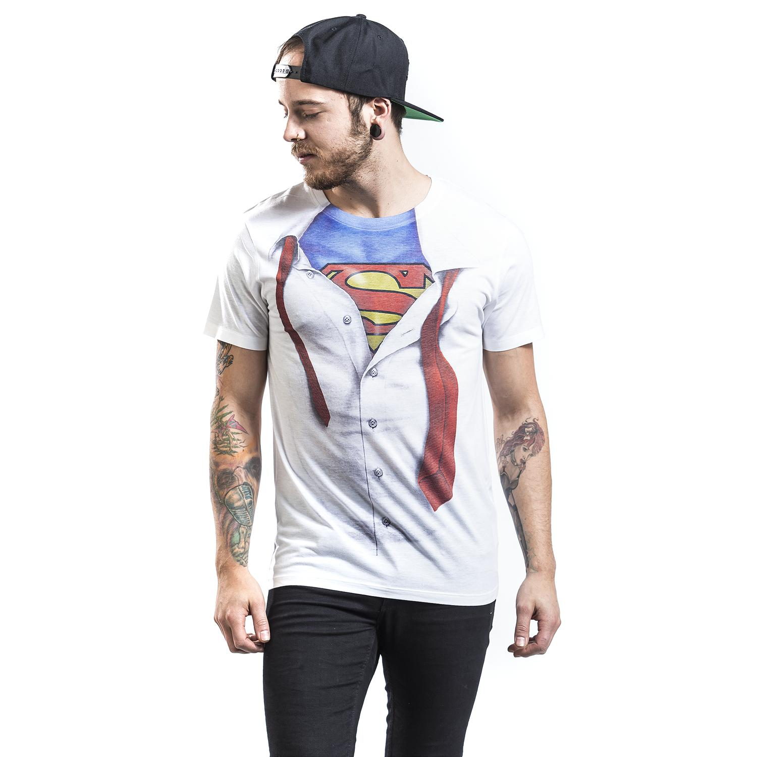Superman T-shirt Design man