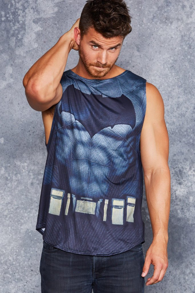 ATMAN SUIT MUSCLE T-shirt Design man