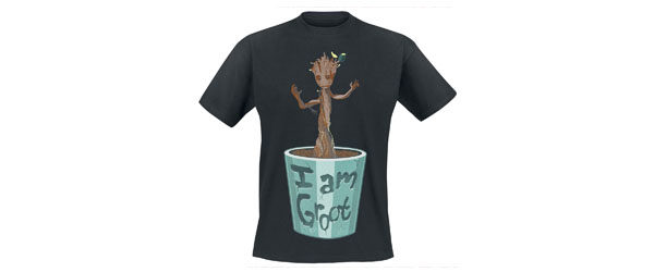 I Am Groot T-shirt Design man main