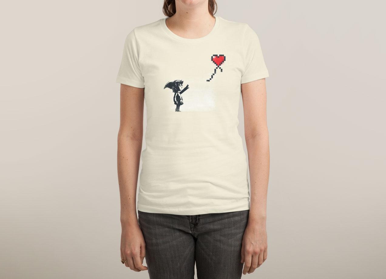 LINKSY T-shirt Design by Alberto Arni woman