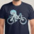 OCTOPUS BIKE T-shirt Design by Alan Maia main image