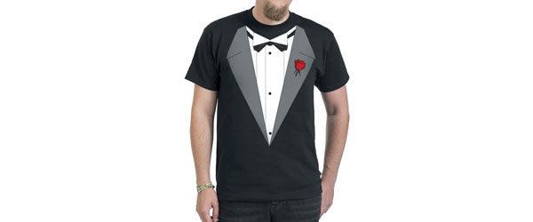 Vito's Tuxedo T-shirt Design main