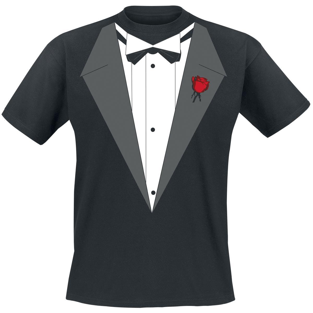 Vito's Tuxedo T-shirt Design tee