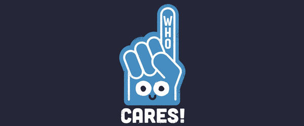 A POINTED CRITIQUE T-shirt Design by David Olenick main image
