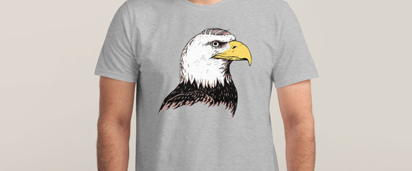BALD EAGLE Design by Keith Carter main