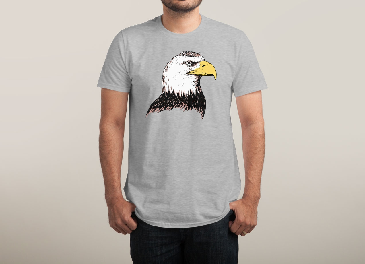 BALD EAGLE Design by Keith Carter man