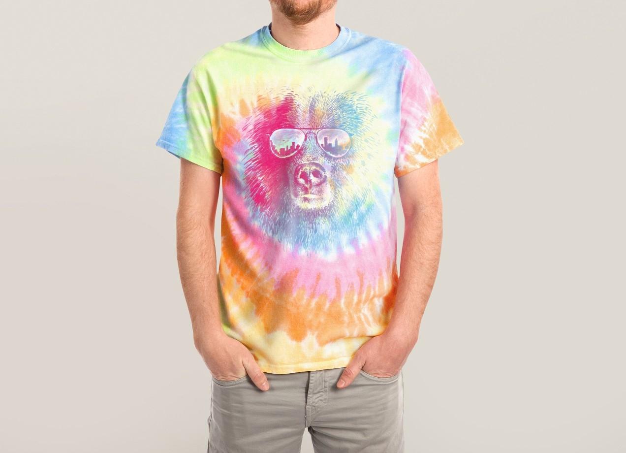 CALL OF THE WILD T-shirt Design by Brock Davis man