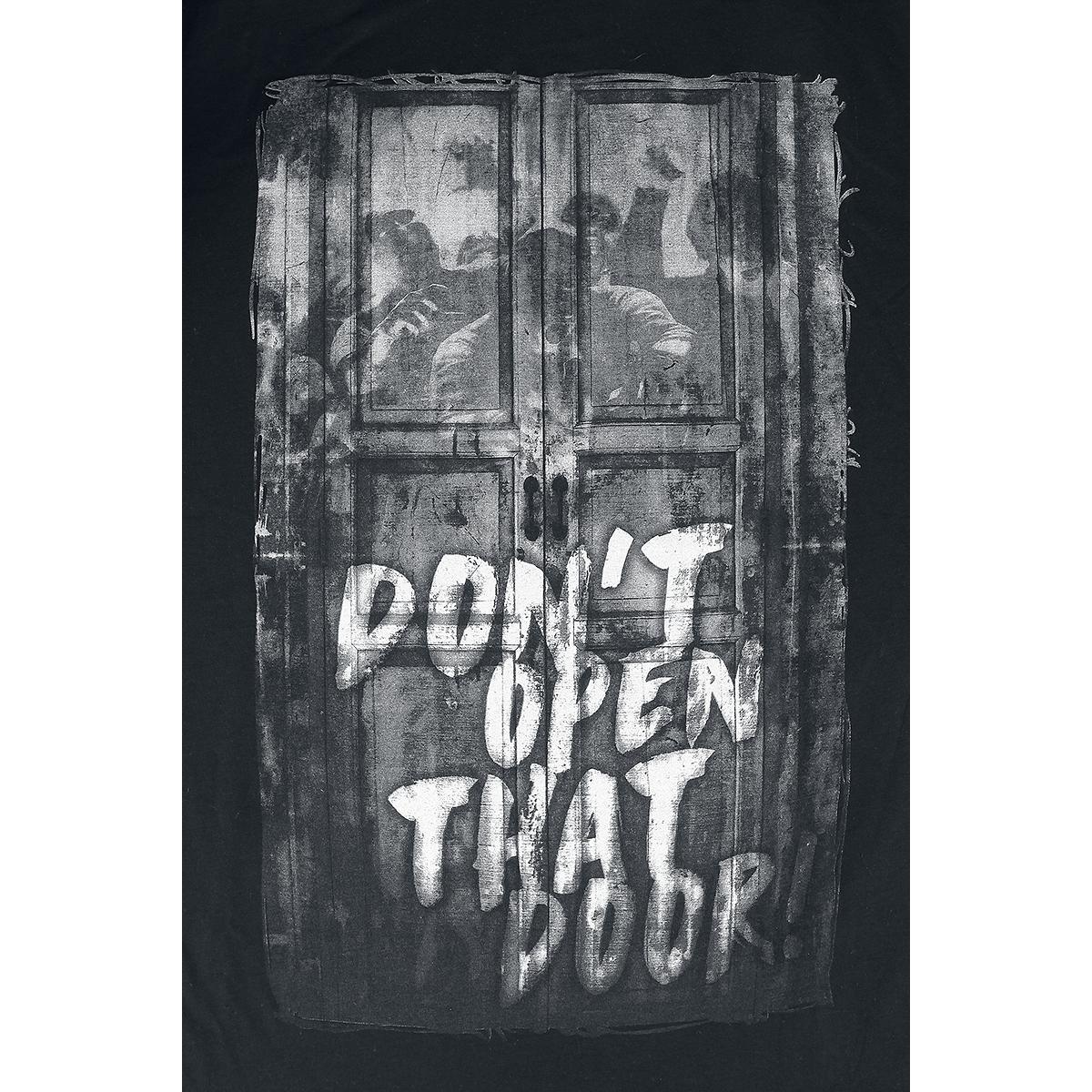 Don't Open T-shirt Design design