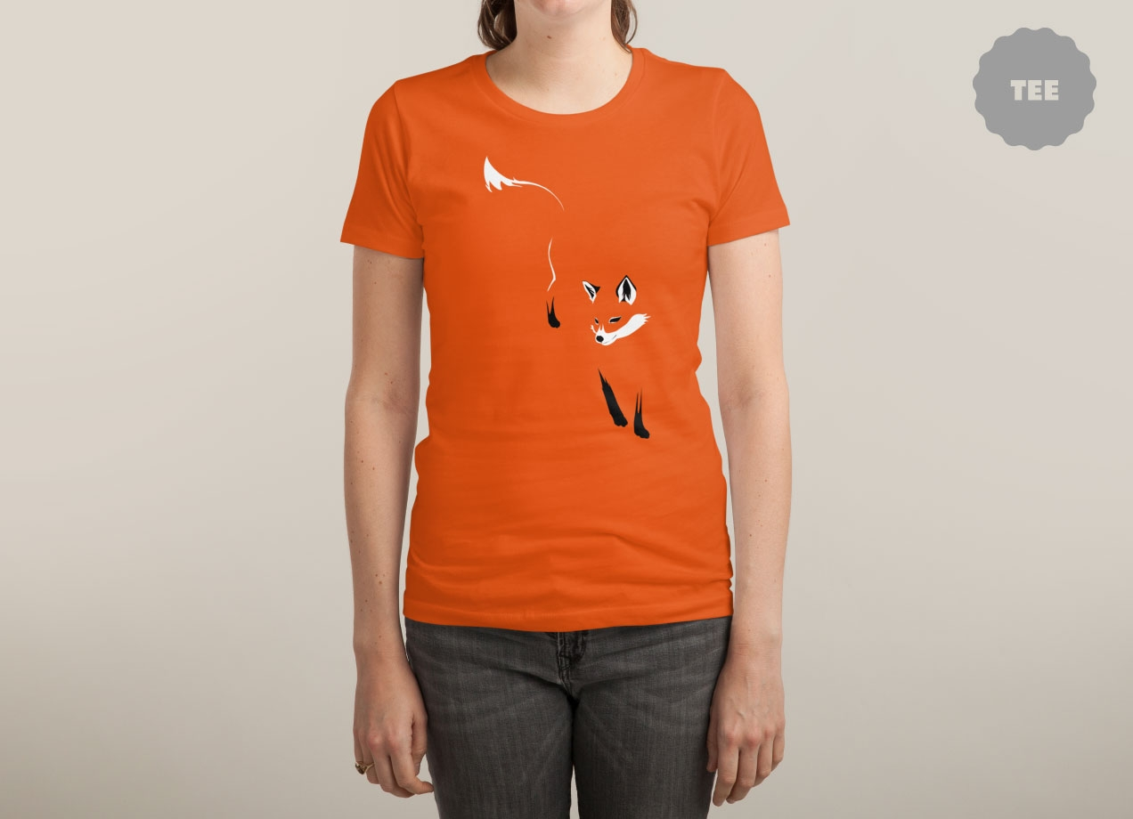 FOXY Design by Lixin Wang T-shirt Design woman