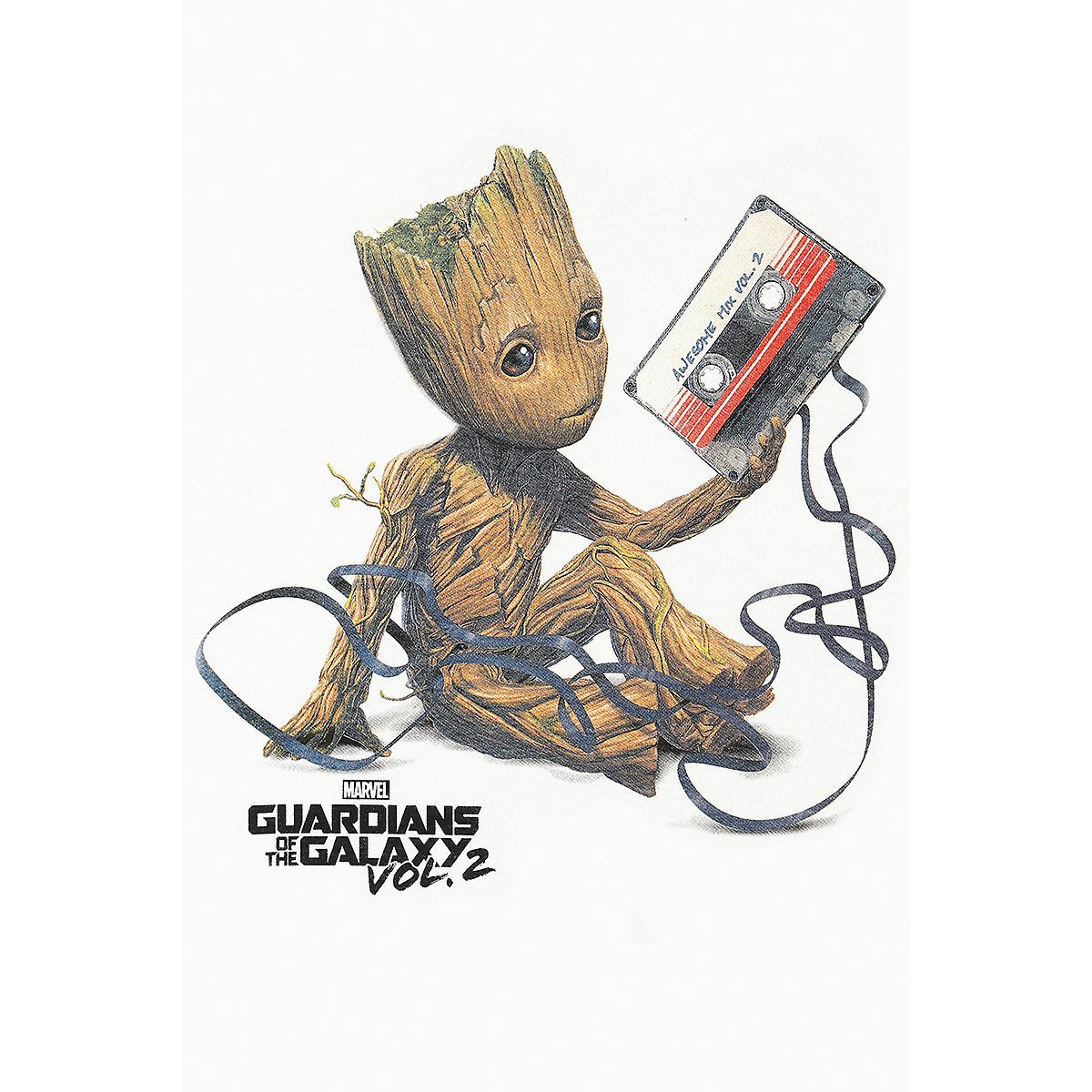 Groot & Tape T-shirt Design design
