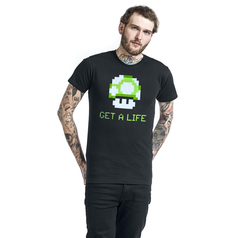 Mario Legacy T-shirt man
