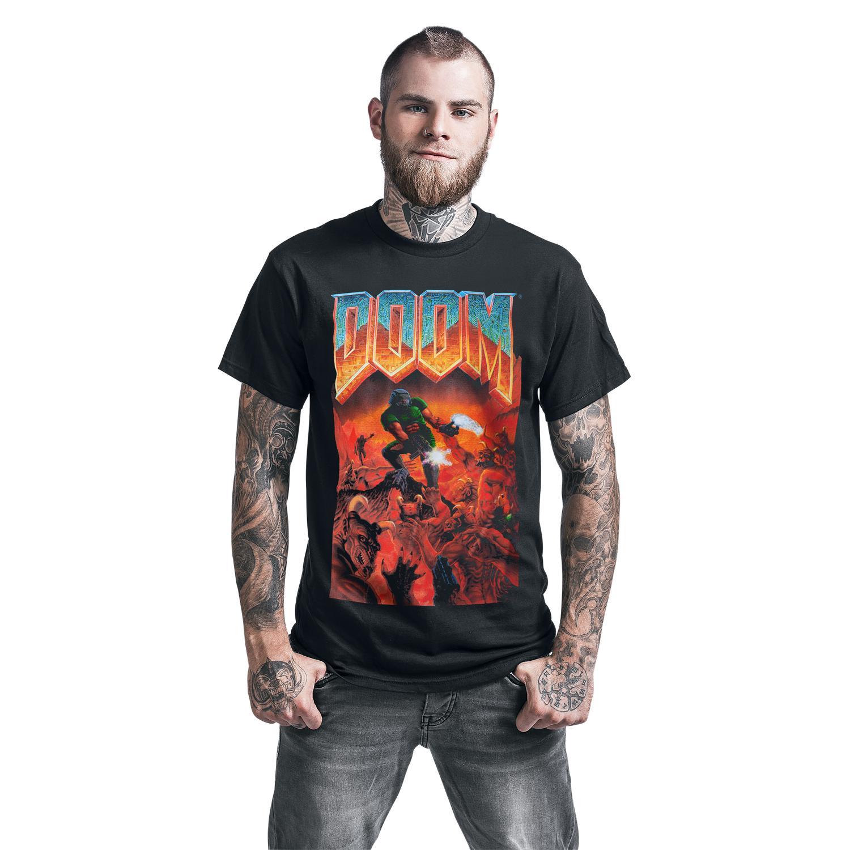 Classic Boxart T-shirt Design t-shirt
