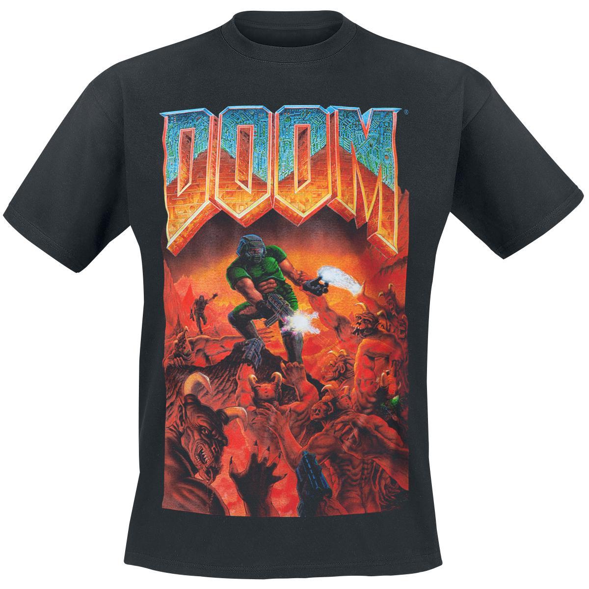 Classic Boxart T-shirt Design tee