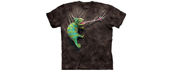 Climbing Chameleon BC T-Shirt main