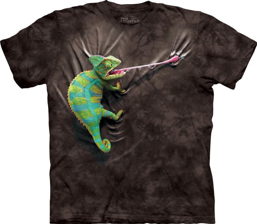 Climbing Chameleon BC T-Shirt