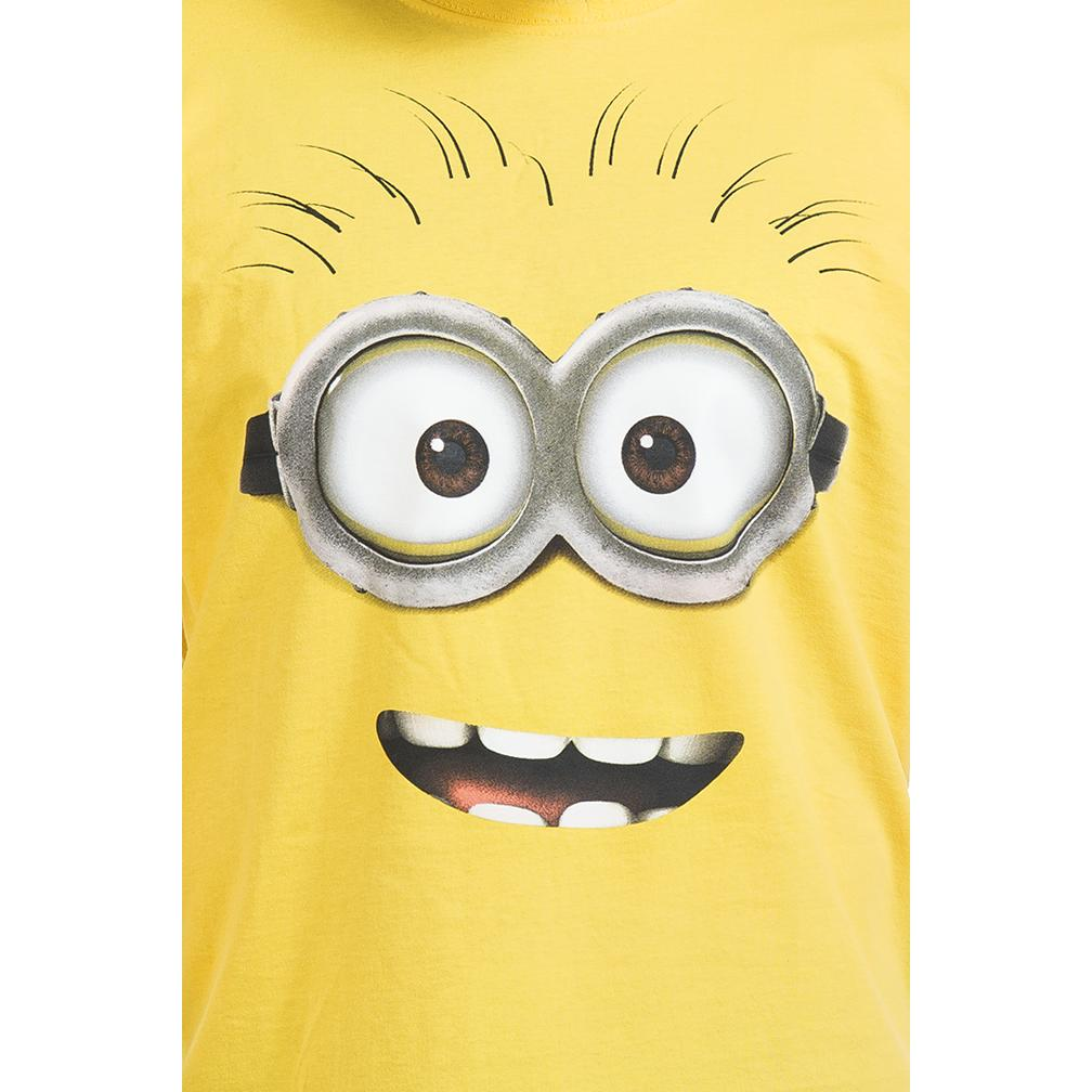 Goggle Face T-shirt Design main