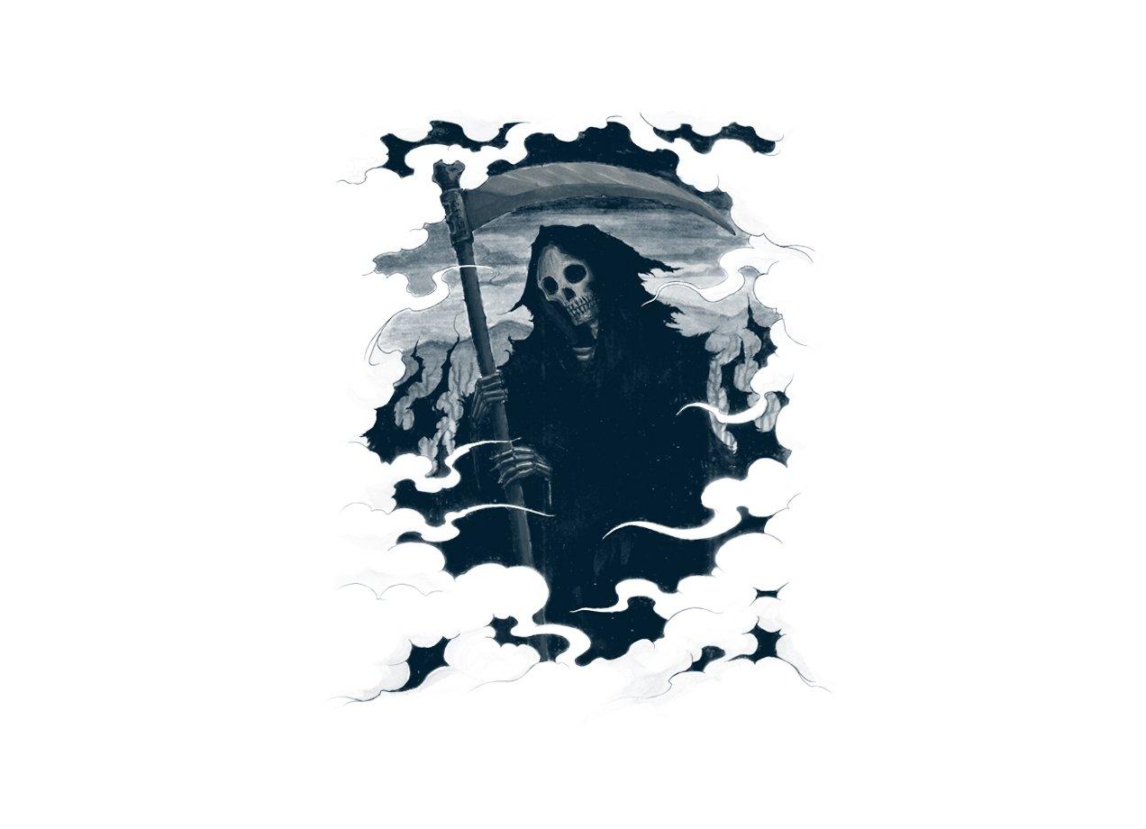 MORT T-shirt Design by Pigboom Kaboom design