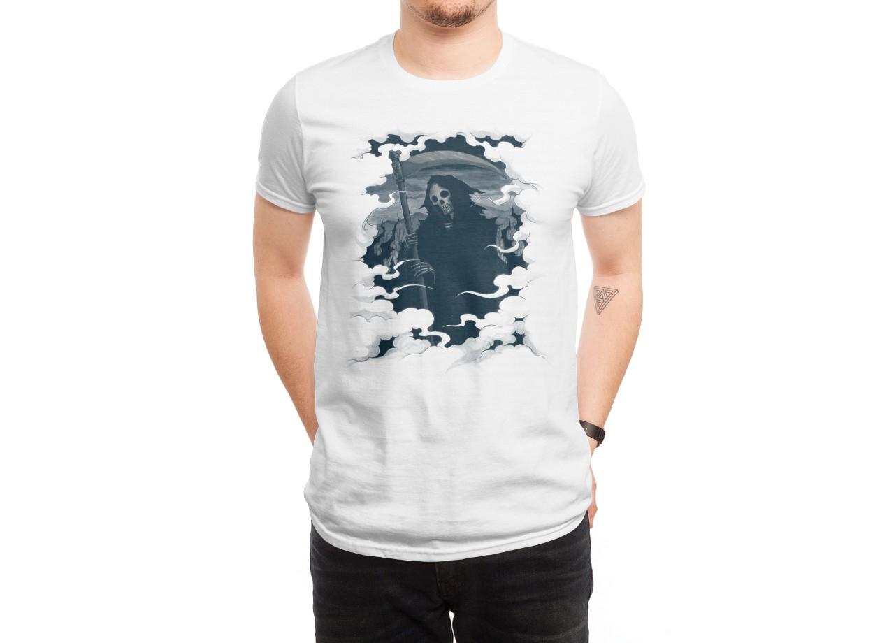MORT T-shirt Design by Pigboom Kaboom man
