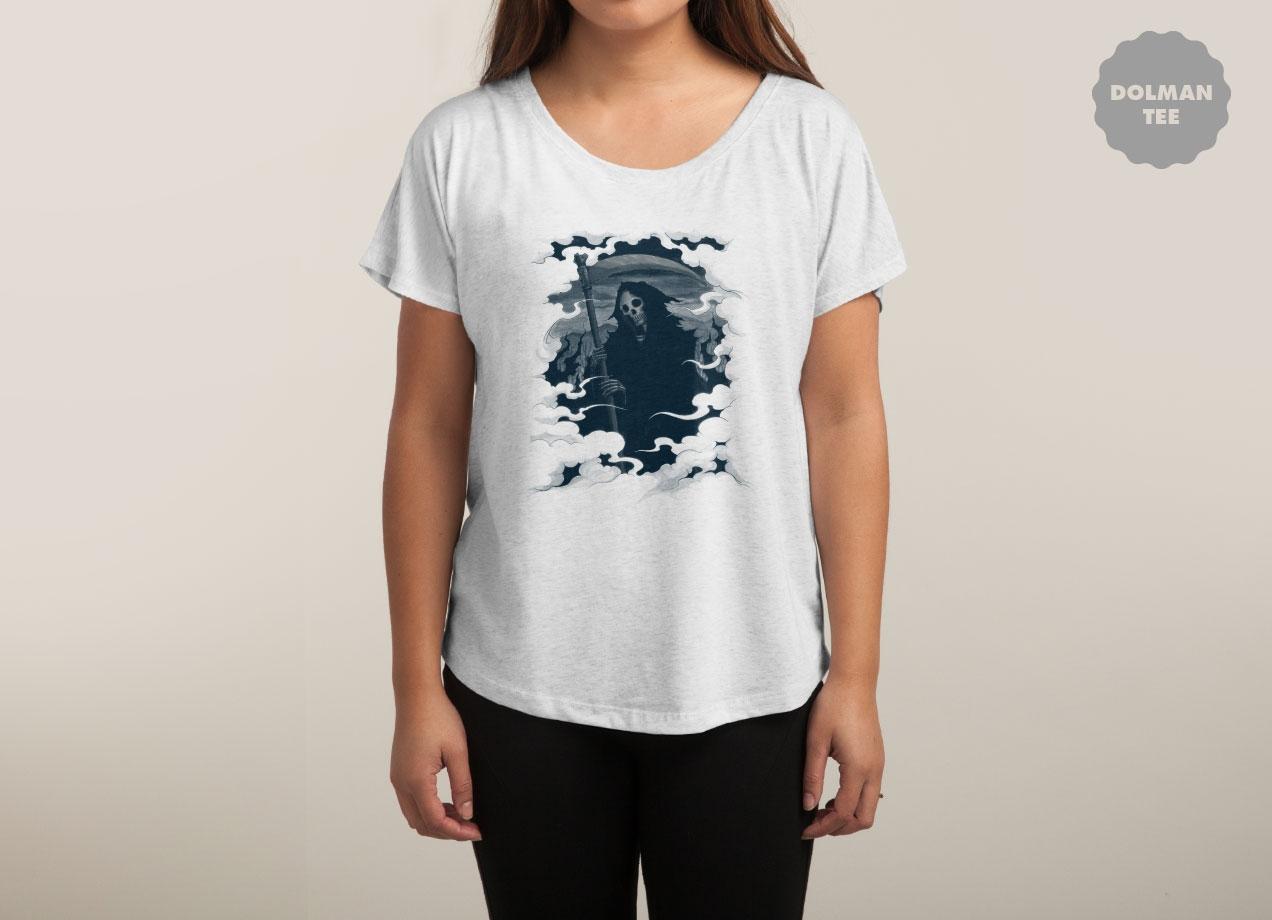 MORT T-shirt Design by Pigboom Kaboom woman